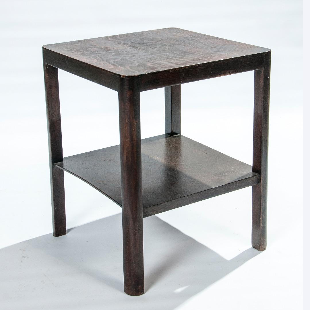 Side table thonet tables design robot for Table thonet